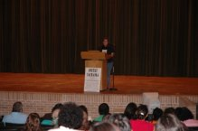 Poetry Pachanga, UTPA 2009.