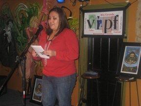 VIPF 2010, Jitterz Coffee Bar. Photo by Veronica Sandoval.