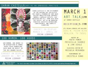MARCH 1 FLYER
